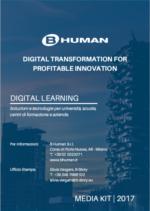 Scarica il Media Kit di B Human per il Settore Education